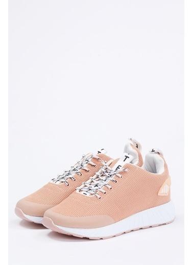 Defacto –Fit Bağcıklı Spor Ayakkabı Pembe